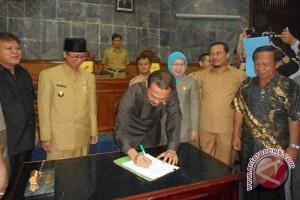 DPRD setujui pembentukan Kabupaten Lembak