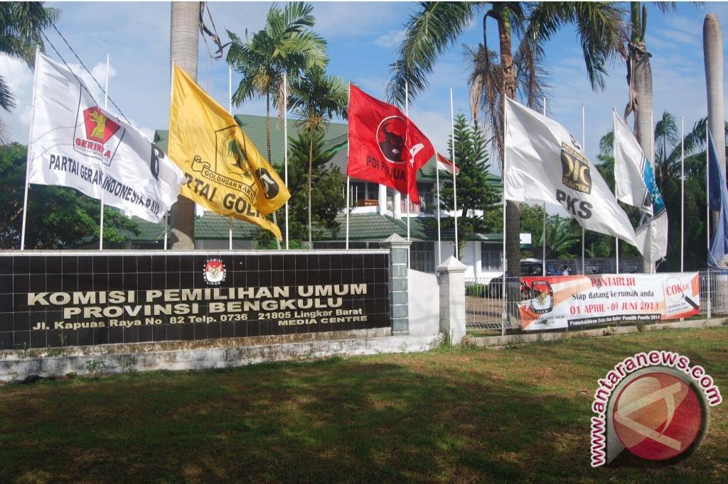KPU Bengkulu bersihkan data pemilih ganda