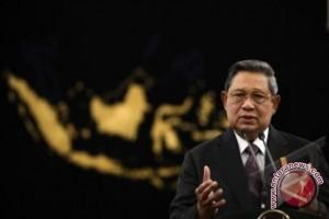 """Presiden SBY sampaikan """"farewell speech"""" di HPN"""