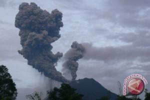 Tiga desa sasaran simulasi gunung meletus