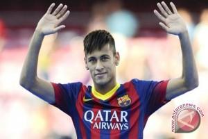 Neymar alami cedera otot ringan