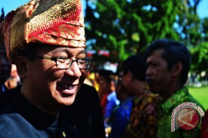 Gubernur Bengkulu buka Festival Tabot 2015