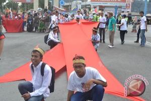 Puluhan Warga Bengkulu Jalani Tes HIV/AIDS