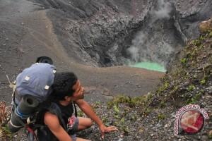 Aktivitas Gunung Kaba normal