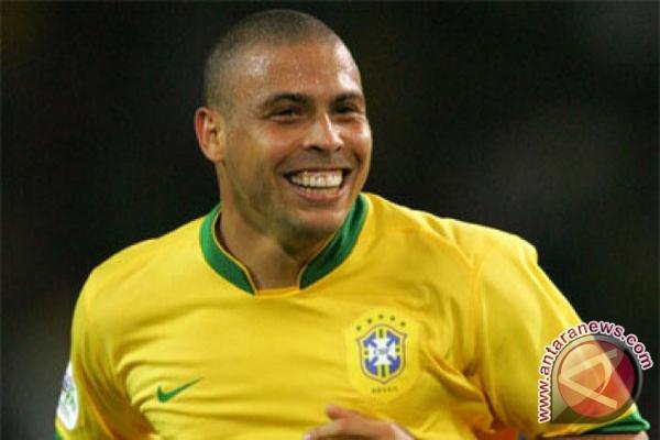 Ronaldo yakin Brazil akhiri 16 tahun penantian