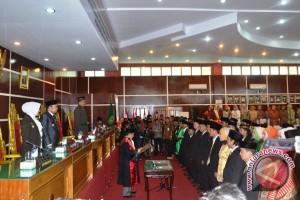 35 Anggota DPRD Kota Bengkulu Dilantik