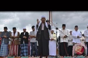 Nasrani Bengkulu Kosongkan Ibadah Saat Sholat Ied