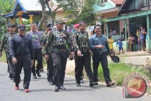 Kapolda Bengkulu sambangi warga Binduriang
