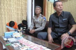 Polisi ringkus oknum polisi terlibat narkoba