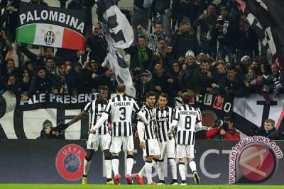 Juventus menang 2-1 atas Real Madrid