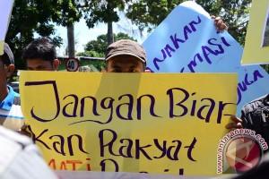 Petani Bengkulu kecam pembunuhan aktivis agraria Tebo