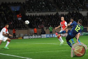 Monaco melaju ke perempat final Liga Champions