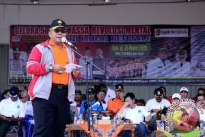Kapolda: Berantas narkoba untuk selamatkan anak bangsa