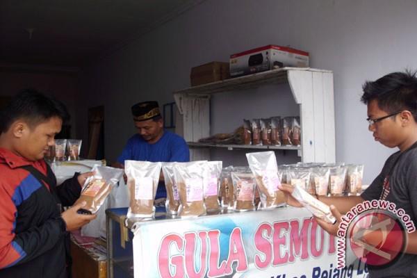 Gula semut Rejanglebong dikirim ke Kota Palembang