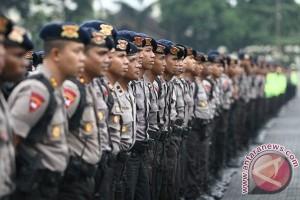 Remaja hafidz Alquran prioritas lulus polisi
