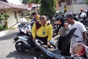Polisi izinkan siswa pakai motor ke sekolah