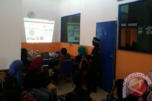 Kunjungan Jurnalistik Universitas Bengkulu