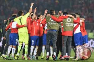 Chile tantang Argentina pada putaran final