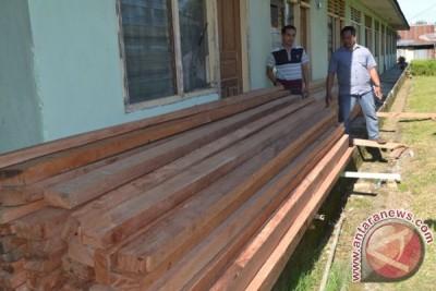 Kodim Rejanglebong amankan 3,5 kubik kayu ilegal