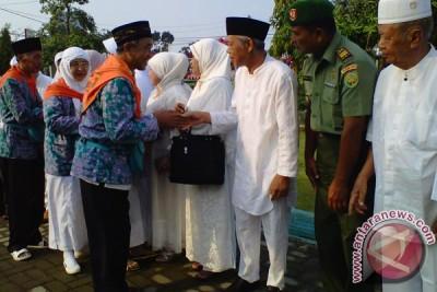 Calhaj Bengkulu diminta banyak minum cegah dehidrasi