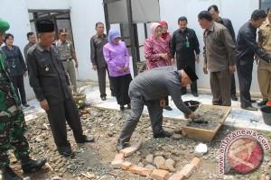 Pembangunan Puskesmas Binduriang telan anggaran Rp2,5 miliar