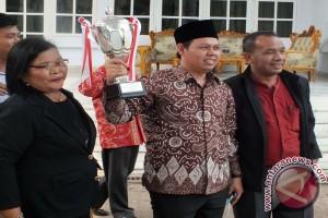 Bengkulu Raih Satu Champion di Pesparawi