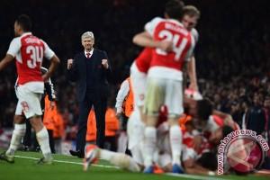 Arsenal Kalahkan City Untuk Capai Final Piala FA