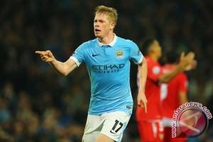 De Bruyne: Manchester City harus lebih konsisten