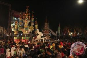 Festival Tabot promosi Visit Bengkulu 2020