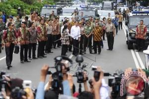 Jokowi Tinjau Sarinah