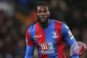 Adebayor: Pindah Ke Crystal Palace Keputusan Terburuk Saya