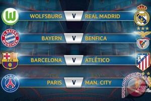Liga Champions ajang pembuktian PSG dan City
