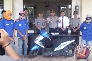 Polres Rejanglebong tangkap tiga perampok