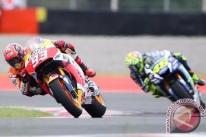 Marquez menang di Aragon, gelar juara semakin dekat