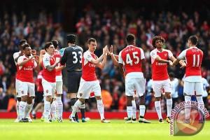 Arsenal ditahan imbang 1-1 oleh Palace