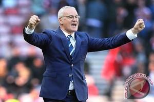 Ranieri: Mahrez tidak akan susul Kante tinggalkan Leicester