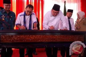 Rumah Sakit Bengkulu diberi nama Fatmawati Soekarno