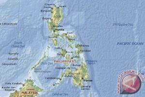 Filipina Diguncang Gempa 6,5 SR