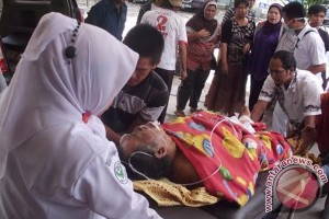 Korban longsor Lebong meninggal di RSUD Curup