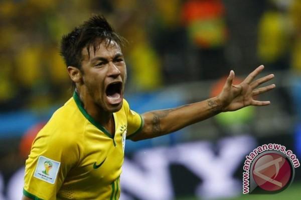 Perez Bujuk Neymar Untuk Bergabung Dengan Real Madrid