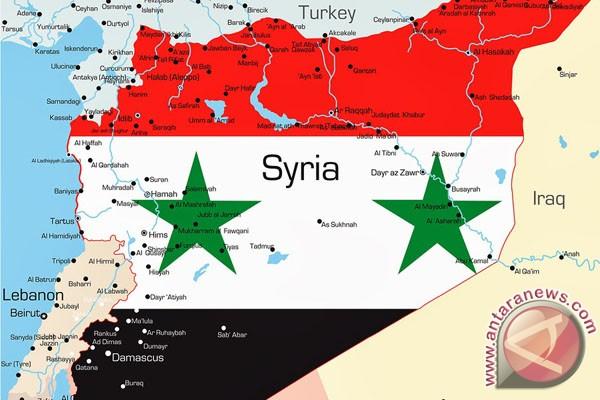 Bom terus berjatuhan di Suriah, 190 orang tewas dalam tiga hari