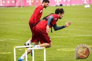 Bermain imbang atas Moenchengladbach, Bayern fokus ke Liga Champions