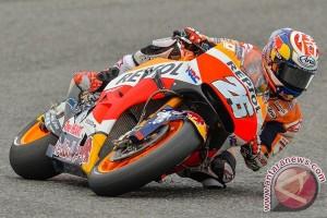 Pedrosa waspadai trek berdebu dan berangin di MotoGP Qatar
