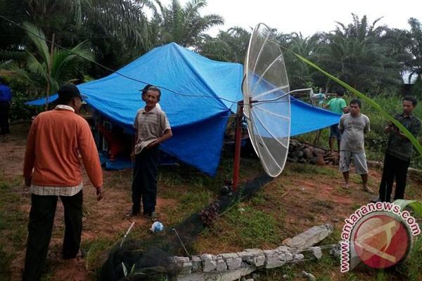 BPBD mengajukan penambahan stok makanan korban bencana