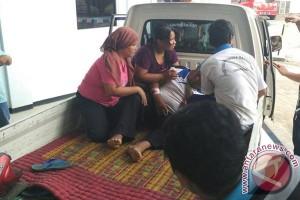 Korban demo pertambangan berobat ke RSUD Curup