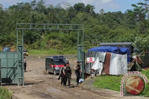 Kapolda: Belum ada laporan penangkapan warga antitambang
