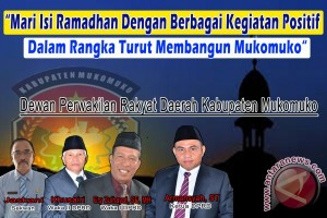 Ramadhan DPRD Mukomuko