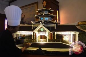 Masjid Dari Cokelat
