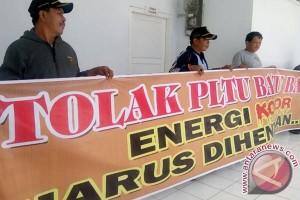 Aktivis Bengkulu tolak penggunaan energi kotor