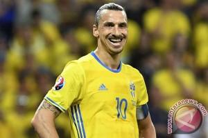 Pelatih Swedia ragu temukan pemain seperti Ibrahimovic